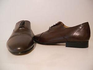 Giorgio Brutini Mens 24440 Cortland Leather Lace Up Cap Toe Oxford Dress Shoes