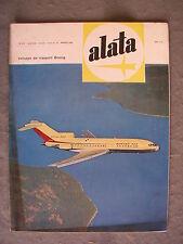 ALATA # 213 - RIVISTA AERONAUTICA - MARZO 1963 - BUONO