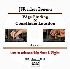 Edge Finding and Coordinate Location (DVD) / machining / milling machine