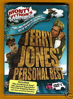 Terry Jones Personal Best Monty Python's Flying Circus BBC British TV Comedy DVD