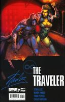 Stan Lee's The Traveler #7 Cover B Comic Book - Boom