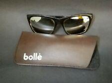 Bollè Occhiali da sole vintage, lenti specchio. Bollè sunglasses, mirrored lens.