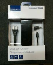 Insignia 65W Universal Ultrabook Charger (NS-PWLC663-C) - Black