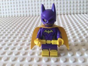 Lego Sh305 Batgirl Minifigure DC Superheroes New