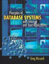 Principles of Database Systems with Internet and Java Applications