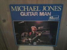 """MICHAEL JONES guitar man 12"""" MAXI 45T"""