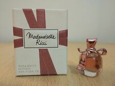 SPECIAL BOX Mademoiselle Ricci Nina Ricci for women MINI MINIATURE PERFUME New