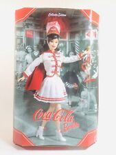 Coca Cola Marching Band Barbie Collector Edition 2001