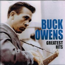 """BUCK OWENS Brand New CD """"GREATEST HITS"""" 30 tracks COUNTRY"""