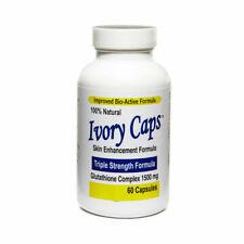 Ivory Caps  1500mg Skin Enhancement Glutathione Complex