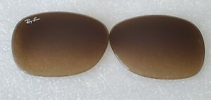 New Ray-Ban RB2132 New Wayfarer Gradient Brown Replacement lenses 55mm