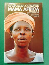 MAMA AFRICA - Maria Rosa Cutrufelli - Edizioni SIPIEL - 1989