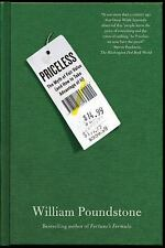 Priceless : The Myth of Fair Value (And How to Take Advantage of It) by...