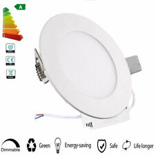Recessed Dimmable LED Panel Light 21W 18W 15W 9W 6W Ceiling Downlight Lamp GL