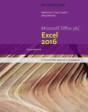 New Perspectives Microsoft Office 365 and Excel 2016 : Comprehensive,...