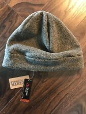 Duluth Trading Company Men Hat Beanie Warm Gray nwt polartec