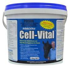 Cell Vital 3.5kg Kohnke's Own Horse Equine Health Supplement