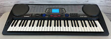 Casio CTK-551 61-Key 100 Song Bank Electric Midi Keyboard Touch Response TESTED