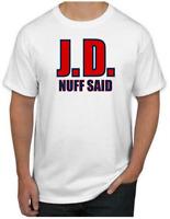 J.D. NUFF SAID Shirt - #28 JD Martinez Boston Red Sox MLB T-Shirt Mens & Youth