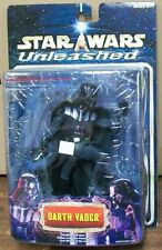 STAR WARS UNLEASHED DARTH VADER NEW IN PACKAGE #sw-501