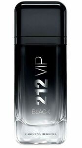 212 VIP Black by Carolina Herrera EDP 3.4 Oz Men's (Unboxed)