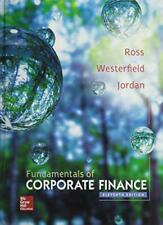 Fundamentals of Corporate Finance  - no markings or highlighting - clean