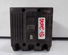 GENERAL ELECTRIC 20AMP 3 POLE CIRCUIT BREAKER TQL32020