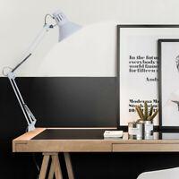 Adjustable Swing Arm Light Drafting Design Office Studio C-Clamp Table Desk Lamp