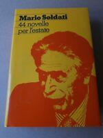 Libro 44 novelle per l'estate - Mario Soldati