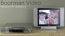 Panasonic NV-HS960EC-S / S-VHS ET