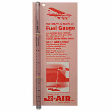 J-Air Fuelhawk Fuel Gauge - Cessna C-182 / 39 Gallon - Pre-Flight Fuel Dipstick