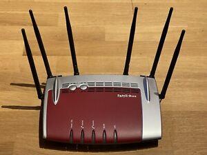 AVM Fritz!Box 7490 Wireless N Router mit Frixtender Antennen für mehr Reichweite
