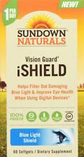 Sundown Naturals Vision Guard iShield 60 soft gels