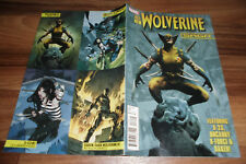 Stan Lee -- MARVEL WOLVERINE-SAGA // featuring X-23 uncanny X-Force & Daken 2010
