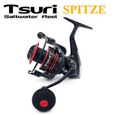 Tsuri Spitze Mustang 4000 Spinning Reel - Nice Saltwater Fishing Reel