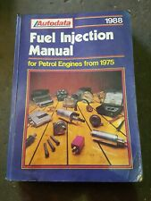 Autodata Fuel Injection Manual For Petrol Engines From 1975