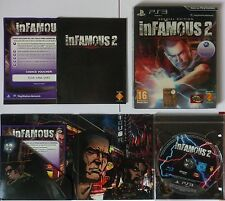 Infamous 2 Special Edition - Sony PlayStation 3 - PS3 - ITA - Raro Collezione