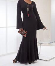 woman's sz 24 Tacita Dress black by Ashro new retail $69.95