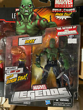 "2011 HASBRO MARVEL LEGENDS 6"" ACTION FIGURE DRAX ARMIN ZOLA SERIES MOC NEW"