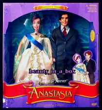 "Anastasia and Dimitri Doll Always & Forever Together Gift Set Galoob VG"""