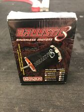 Novak Ballistic 8 Brushless Motor 1.5 3801