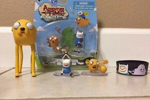 Adventure Time Toys Rarely Used Good Condition