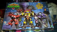Butt Ugly Martians Game: Race to Rescue Dog Board Game MB Hasbro 2001