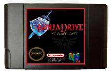 Nintendo 64 / N64 Everdrive - NinjaDrive