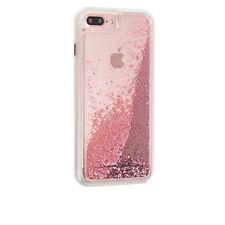 Case-Mate Waterfall Case for iPhone 8 Plus 7 Plus 6 Plus & 6s Plus Rose Gold
