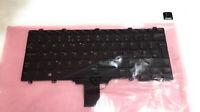 044K3X 44K3X Genuine Dell Latitude E5270 E7270 UK ENGLISH QWERTY Layout Keyboard
