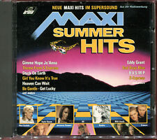 MAXI SUMMER HITS - 80'S MAXI VERSIONS - 1988 CD COMPILATION [898]