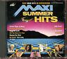 MAXI SUMMER HITS - 80'S MAXI VERSIONS - 1988 CD COMPILATION [898]
