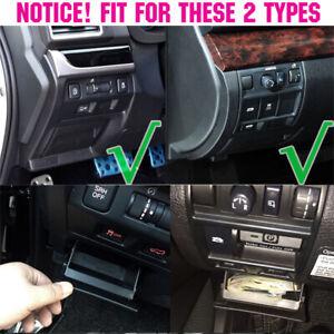 For Subaru Car Fuse Box Coin Container Bin Storage Tray Holder XV Impreza WRX