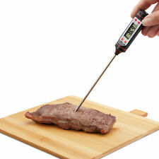 Küchenthermometer digital Ofenthermometer Fühler Grillthermometer Thermometer